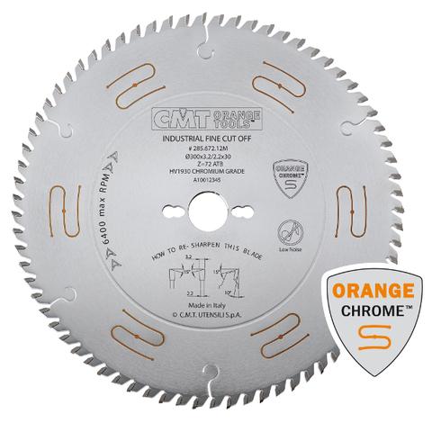 Пильный диск СМТ универсальный 250x30x3,2/2,2 5° 15° ATB Z=80