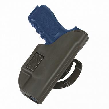 Кобура Альфа для Глок 17 с полицейским креплением