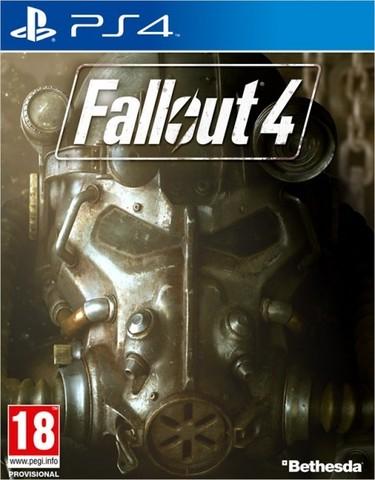 Sony PS4 Fallout 4 (английская версия)