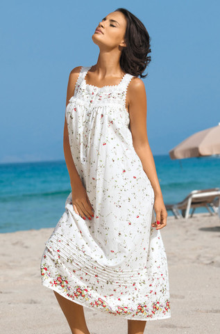 Сорочка ночная женская MIA-MIA  Daisy 16318