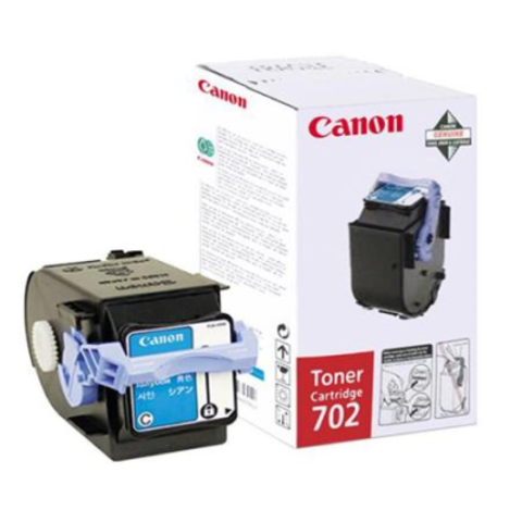 Cartridge 702 Cyan Toner