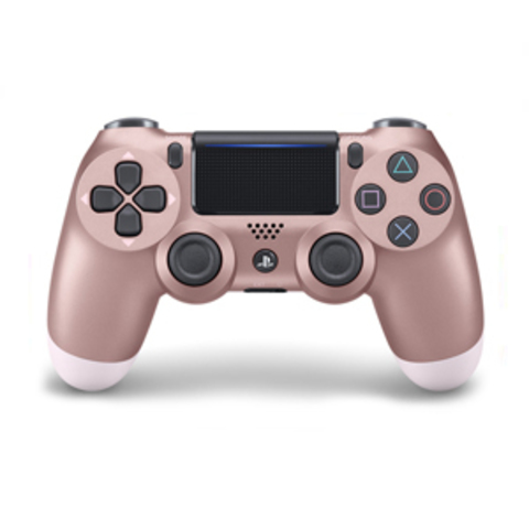 PS4 Беспроводной контроллер Dualshock 4 (розовый, Cont Rose Gold, CUH-ZCT2E: SCEE))