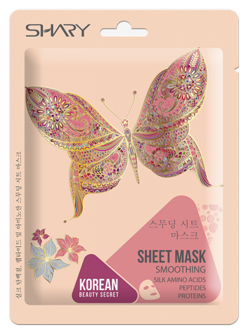 Shary Тканевая маска-выравнивание для лица