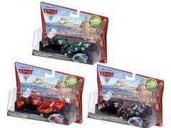 Cars 2 Pit Stop Launcher Racer Vehicle