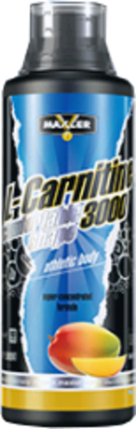 MXL L-Carnitine Comfortable Shape 3000, 500ml.