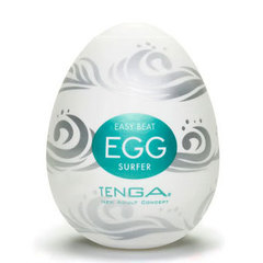 Мастурбатор яйцо Surfer Egg Tenga Япония