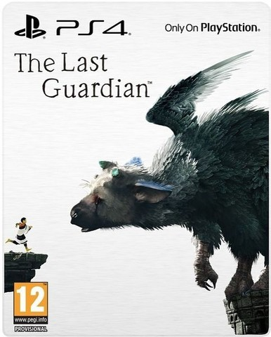 Sony PS4 The Last Guardian. Последний хранитель. Special Edition (русские субтитры)