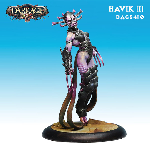 Shadow Caste Havik (1)
