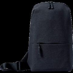 Сумка Xiaomi Mi City Sling Bag, темно-серый