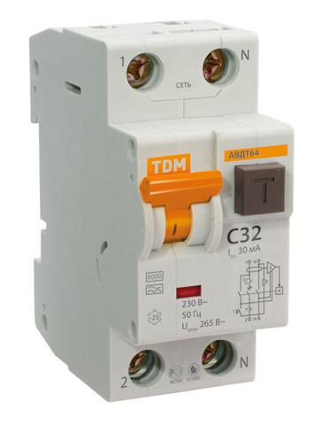 АВДТ 64 C50 100мА TDM