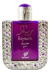Духи натуральные масляные REYAAM PURPLE / Рейаам Пурпурный/ жен / 20мл / ОАЭ/ Afnan Perfumes