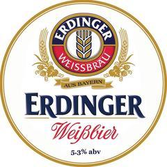 Пиво Erdinger Weissbier Small Keg