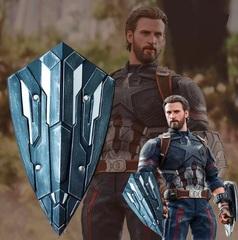 Мстители Война бесконечности щит Капитана Америки