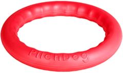 Игрушка для собак игровое кольцо для аппортировки d 20 розовое, PitchDog 20