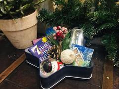 Yeni İl hədiyyə qutusu - Christmas box 2