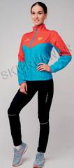 Беговой костюм Nordski Sport Red/Blue 2020 женский