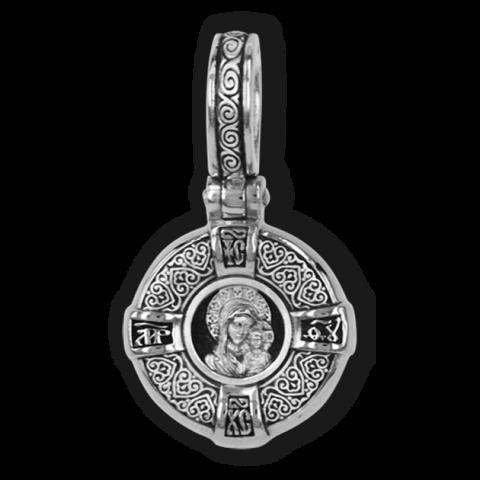 Казанская икона Божией Матери. Образок