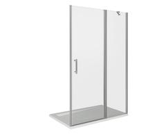 Душевая дверь Good Door МОККА WTW-140-C-WE 185х140 см
