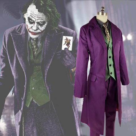 Бэтмен Темный рыцарь костюм Джокера