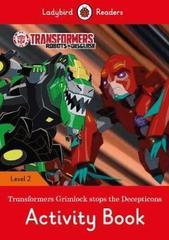 Transformers: Grimlock Stops the Decepticons