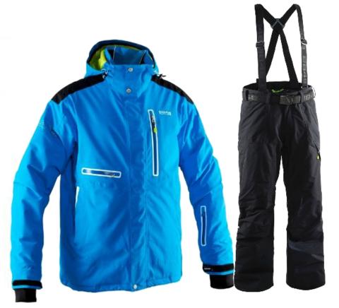 Мужской горнолыжный костюм 8848 Altitude Sason/Base 67 (black)