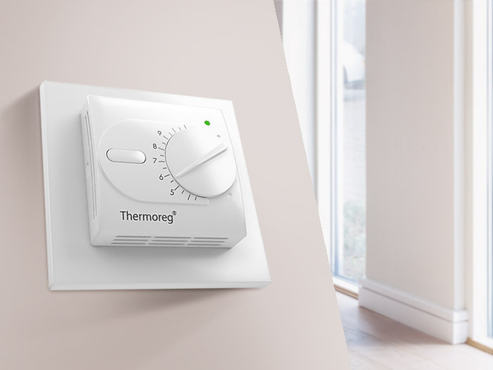 Терморегулятор Thermo Thermoreg TI-200 Design