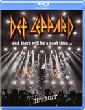 Def Leppard / And There Will Be A Next Time... Live From Detroit (Blu-ray)