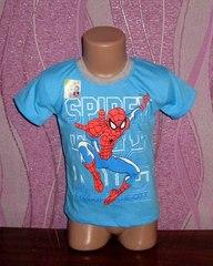 Стильная детская футболка Спайдермен