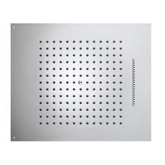 Душ потолочный встраиваемый 57х47 см 2 режима Bossini Dream H38926.030 фото