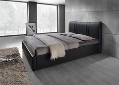 Кровать SWEET MORITZ 160x200 PU White (белый) — белый
