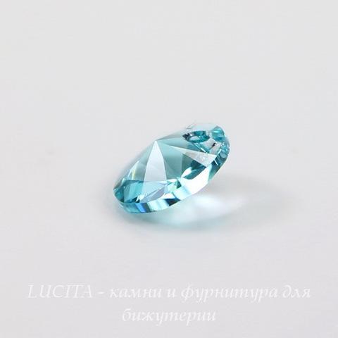 6428 Подвеска - Rivoli  Сваровски Light Turquoise (8 мм)