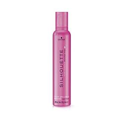 Безупречный мусс для окрашенных волос сильной фиксации Schwarzkopf Silhouette Color Brilliance Mousse Super Hold 500 мл