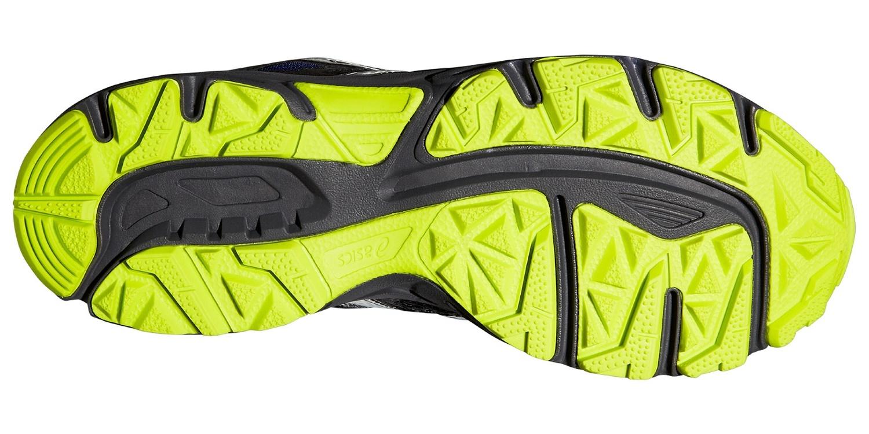 Мужские кроссовки внедорожники Asics Gel Trail Tambora 4 (T418N 9093) черные фото