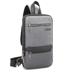Однолямочный рюкзак  ARCTIC HUNTER XB00109 Серый