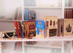 Полный комплект: 15 mp3 дисков (О пути ко спасению) + 22 DVD дисков (Аскетика для мирян) + 4 DVD (Апологетика) + 8 DVD дисков (Огласительные беседы) + 8 книг