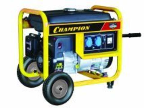 Бензогенератор Champion GG6000BS-3 5,3 кВт
