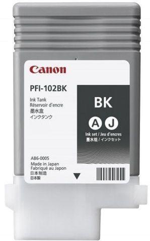 Картридж Canon PFI-104Bk черный (0895B002)