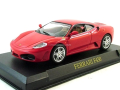 Ferrari F430 2004 red 1:43 Eaglemoss Ferrari Collection #50