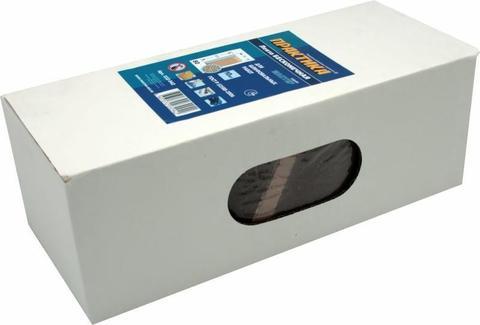 Лента шлифовальная ПРАКТИКА  75 х 533 мм   P80 (10шт.) коробка (032-942)