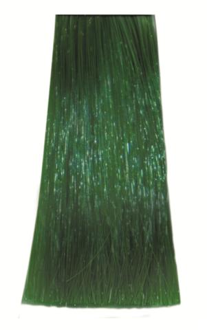OLLIN matisse color green/зелёный 100мл пигмент прямого действия