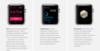 """Купить Часы Apple Watch 38мм (черный стальной с застежкой """"бабочка"""" на кнопках ) по доступной цене"""