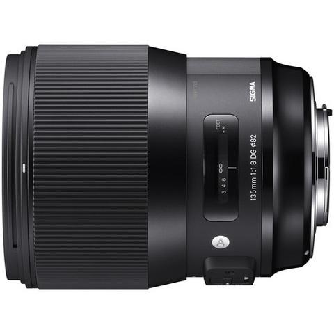Объектив Sigma AF 135mm f/1.8 DG HSM Art для Nikon