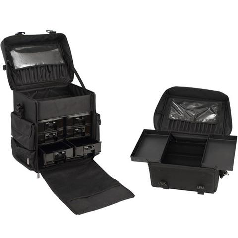Чемодан визажиста на колесах LGB806