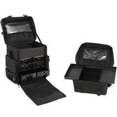 Чемоданы и бьюти кейсы Чемодан визажиста на колесах LGB806 чемодан-визажиста-LGB806-4.jpg