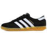 Кроссовки Мужские Adidas Hamburg Suede Black