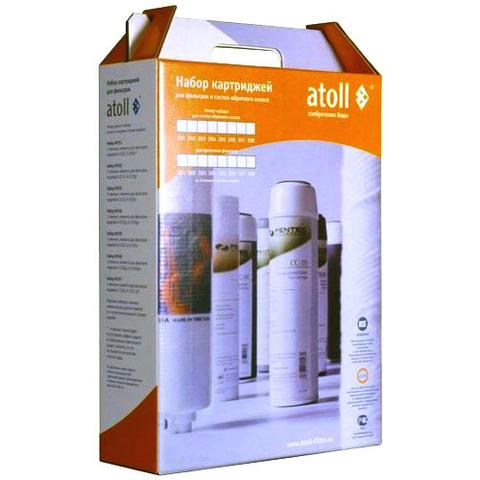 Набор фильтрэлементов №303 (для A-313E, D-31 Патриот)