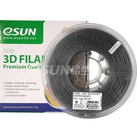 Пластик eAl-fill Esun. 1.75 мм - 1 кг. (eAll175N05)