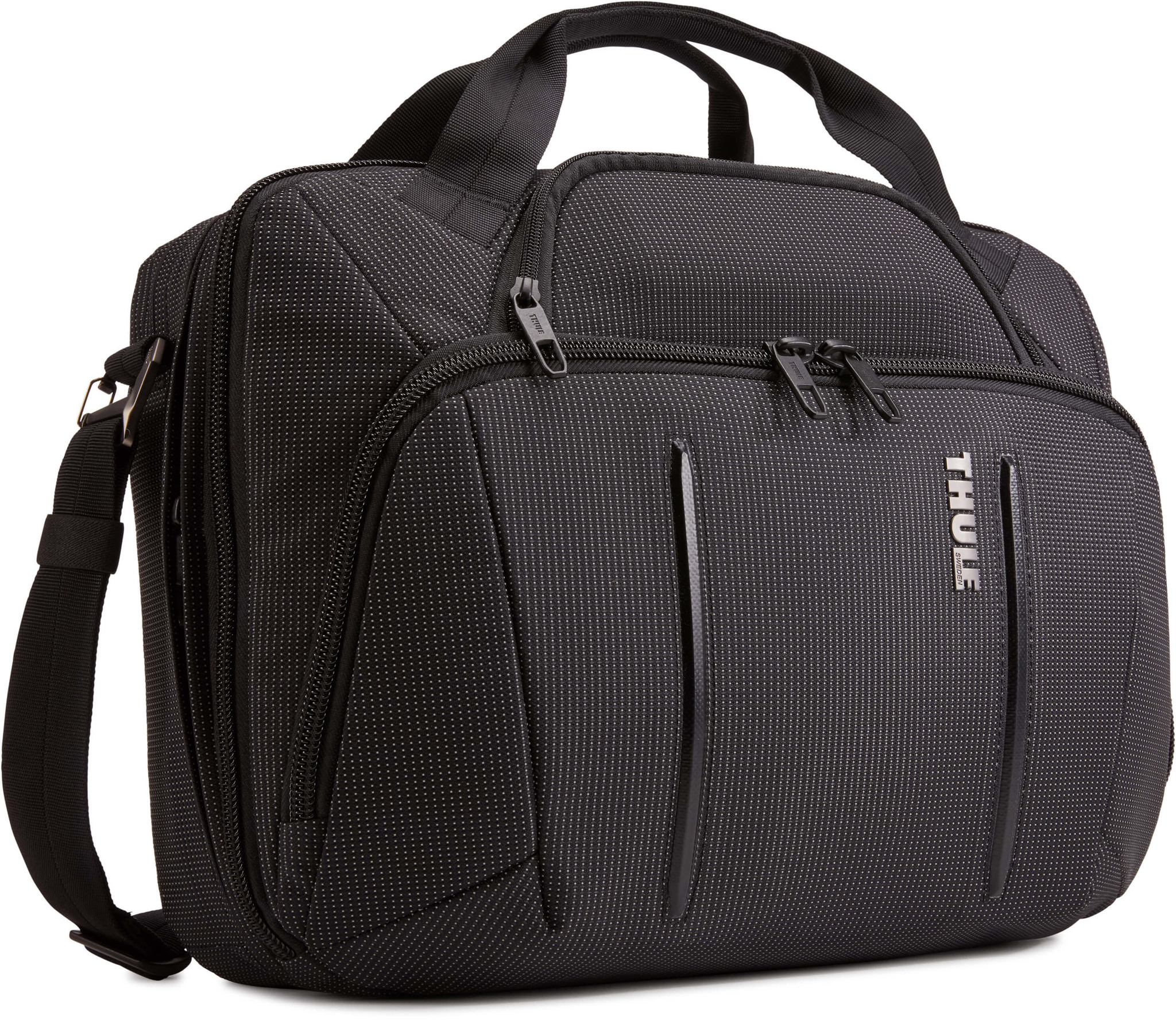 "Thule Crossover Сумка для ноутбука Thule Crossover 2 Laptop Bag 15.6"" Thule_Crossover_2_C2LB116_Black_Iso_3203842.jpeg"