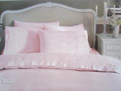 Постельное белье Gelin Home GELIN розовый  евро