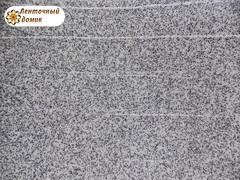 Синтетическая кожа с шариками черно-белая (уценка)